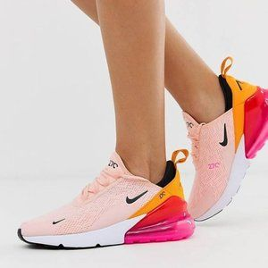 New Nike Air Max 270 Knit Sneakers